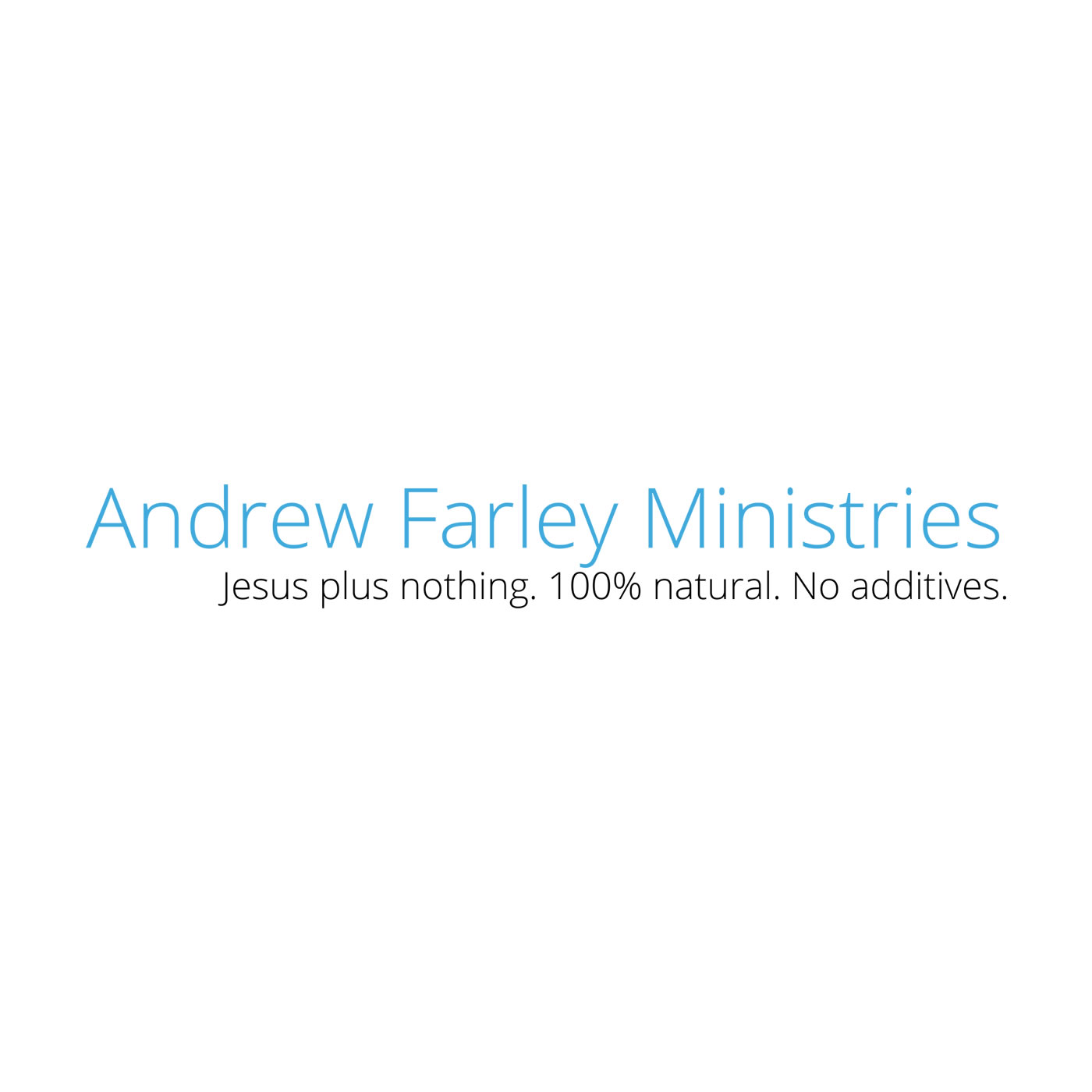 The Andrew Farley Podcast